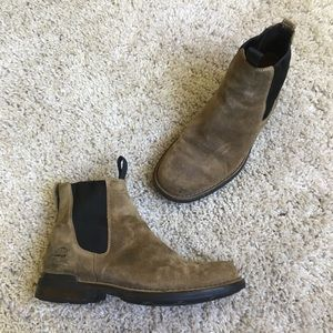 Timberland Waterproof Suede Boots